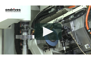 Ondrives Precision Gear Manuafactuing YouTube Video