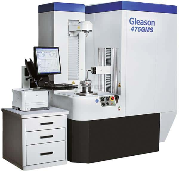 Gleason 475GMS gear inspection machine