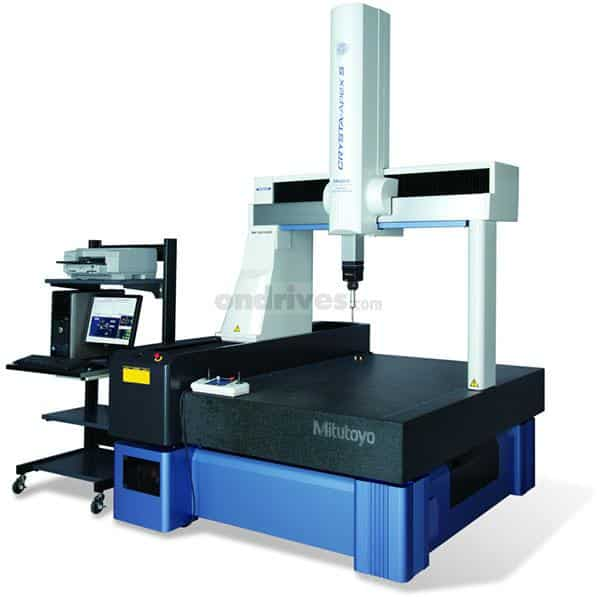 Mitutoyo Crysta Apex S9108 manual CMM machine