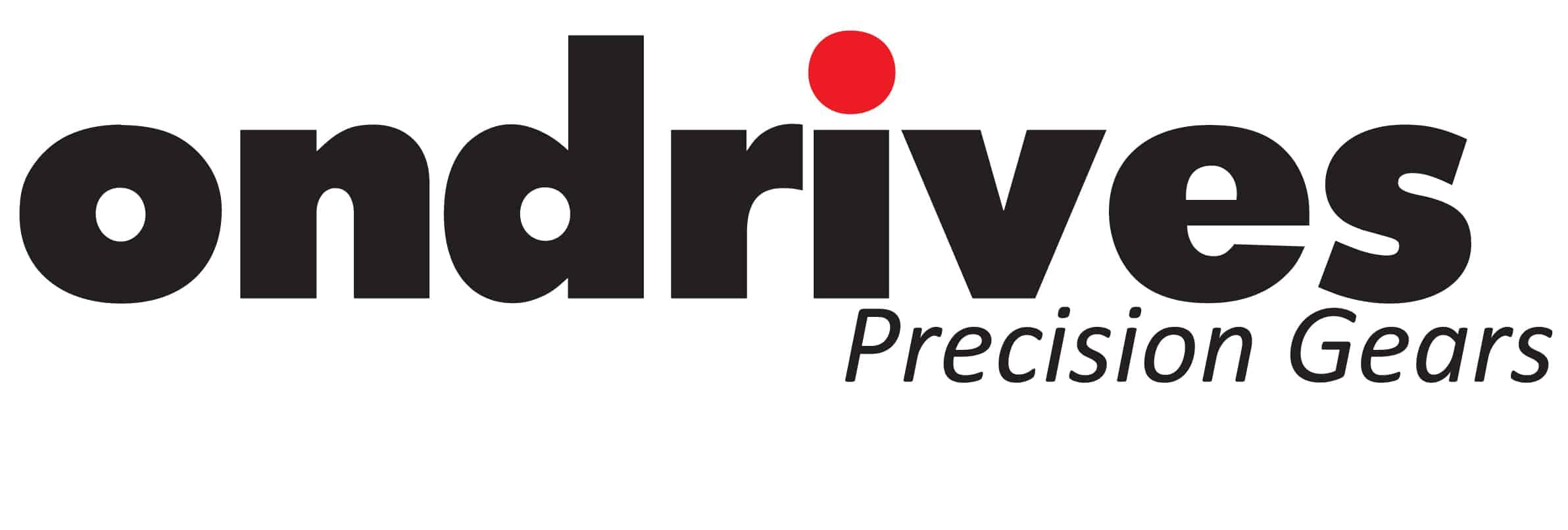 Ondrives Logo Precision Gears 2020 WEB